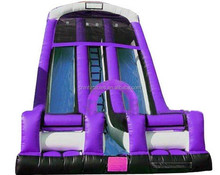 inflatable laser land leveling inflatable slide,wholesale inflatable slide for kids and adults