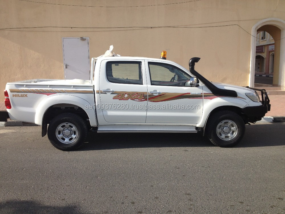 BRAND NEW TOYOTA HILUX 2.5L DIESEL SECURITY VEHICLE