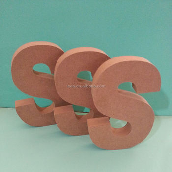 2016Teda Unfinished wooden letter box / tray