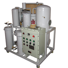 Special engineered design vacuum lubrication oil filtration system