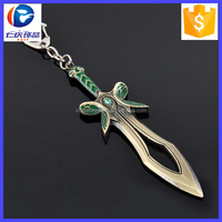 The Butterfly Sword Weapon Dota2 Key Chain