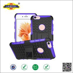 Heavy Duty Tough Shockproof With Stand Hard Case Cover For iphone 6S Plus Various colors ------- Laudtec
