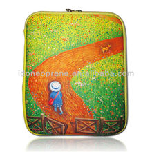 "10"" Cute Neoprene Laptop Sleeve Case Hot Sell"