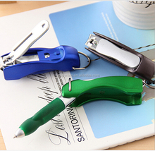 Easy to carry and Multi-function ballpen with knife