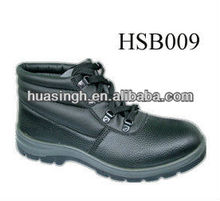 dual density injection PU sole construction/workshop factory liberty safety shoes