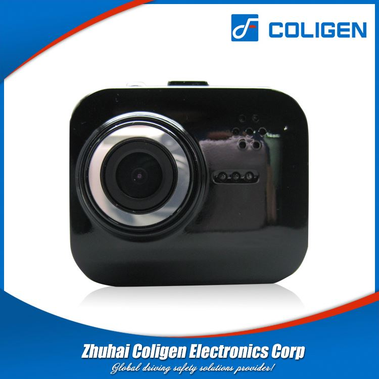 Hd Double Camera Car Accident Portable Video Recorder