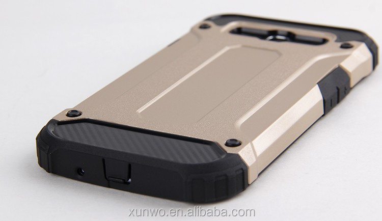Cool Hybrid Rugged Pc+silicone Combo Armor Case For Samsung S4 I9500