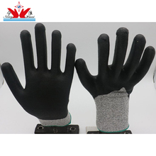 Wholesale Anti-Cut Working /High Nitrile Gloves Customizable Color Gloves