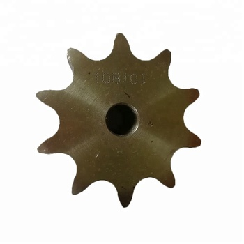 06B roller chain idler  sprocket in single and double teeth