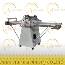 Small sheeter pressing pizza dough rolling machine