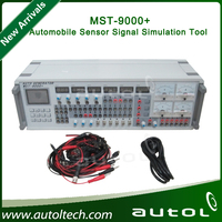 mst9000+ ecu simulator tester automobile sensor signal simulation works for all cars 110v and 220v top quality one year warranty
