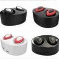 Cheap i7 4.1 stereo single twins earphone wireless earphone headset music mini earphone