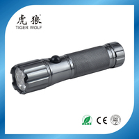 Factory Supply OEM Aluminum 14 led Pocket Flashlight, Small led Flashlight Torch