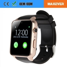 Silver Border MP3 MP4 Free Switch Smart Watch GT88