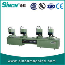 pvc window welding machine pvc machines doors and windows