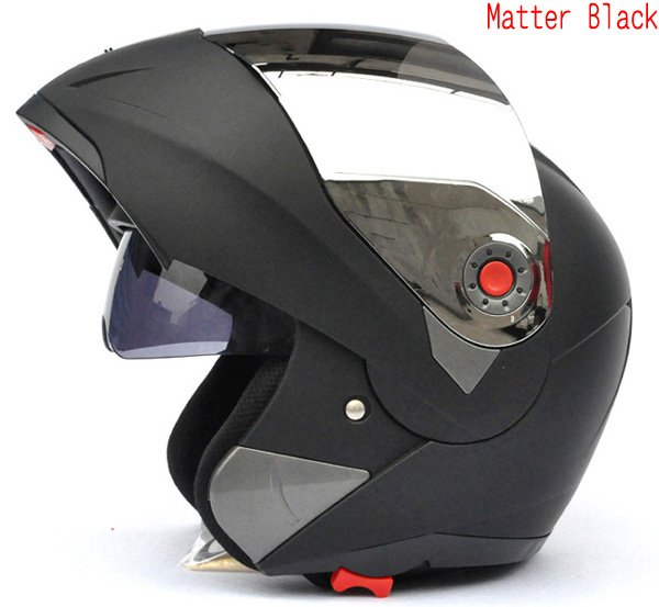 Motorcycle Helmet Motocross Racing Protective Full Face Casco Moto Motorbike Dual Visor Flip Up Street Knight Capacete DOT