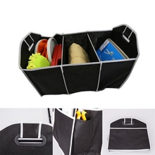 Collapsible Foldable Best Car Trunk Organizer Boot Organiser
