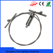 LED lighting 2.5 sq mm cable with paddles in two ends
