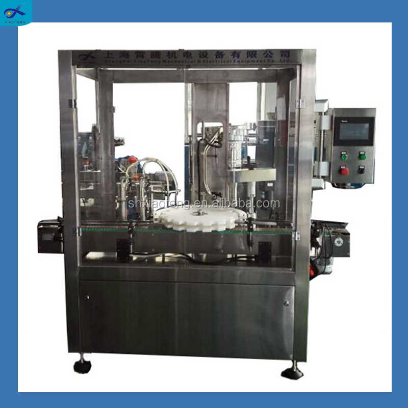 Hot sales automatic powder filling used fire extinguisher filling machine