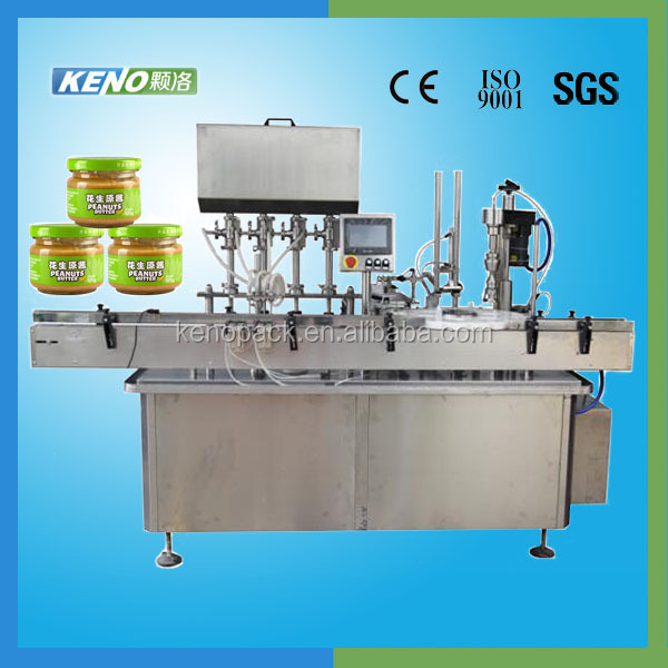 Made in china KENO-F518 3 5 gallon water bottling machine