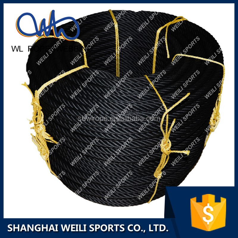 [WL ROPE]climbing outdoor net rope for playground