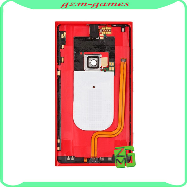 alibaba wholesale price for nokia lumia 920 back housing with small parts , for Nokia Lumia 920 Rear Housing Replacement