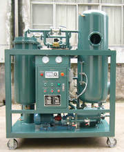 Waste Emulsion Turbine Oil Separation/ High Water Content Lube Oil Filtration/ Oil Purifier