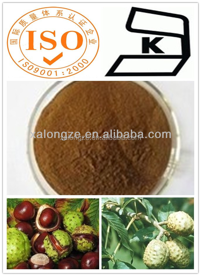 100% Natural Horse chestnut Extract