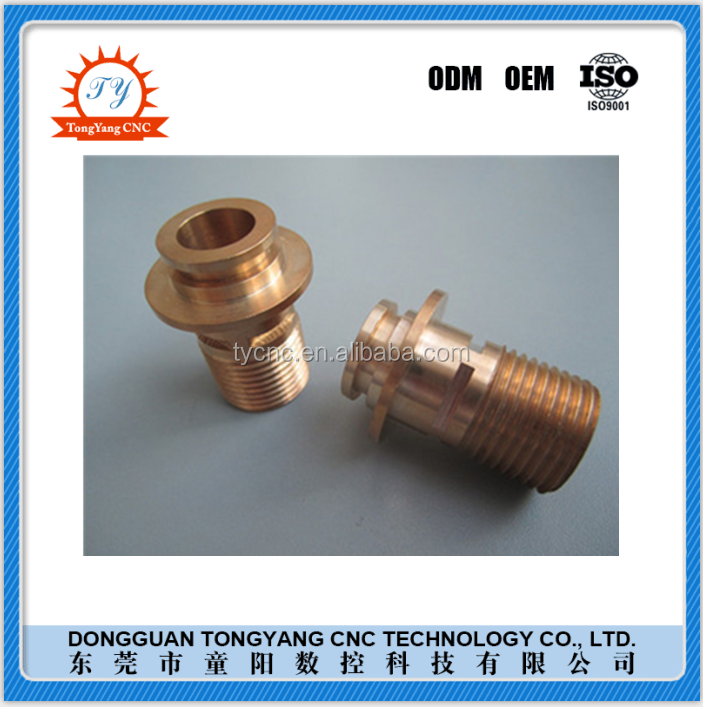 Donguan professional brass customized ship main engine parts with high quality