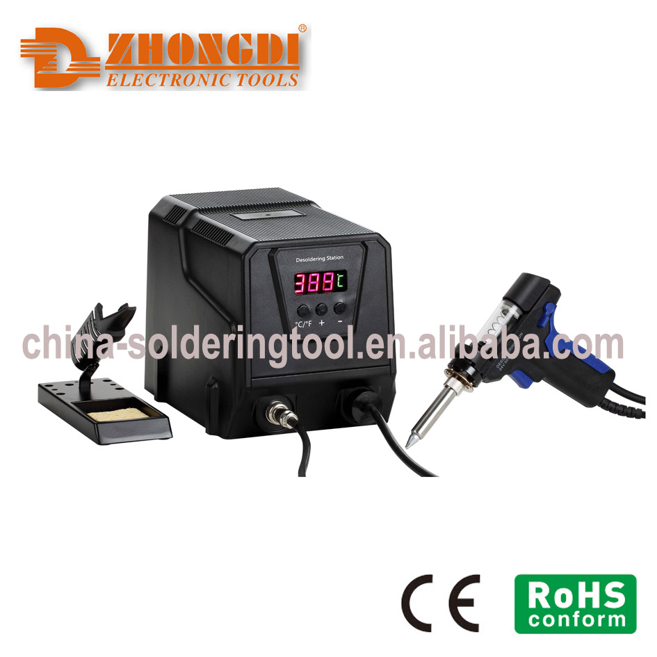 High quality vacuum Desoldering Station of Ningbo ZD