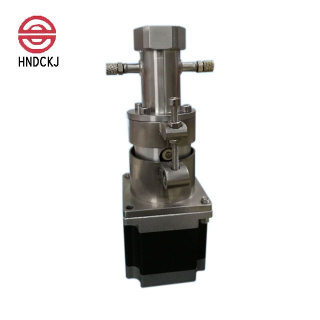 Automatic micro-filling machine, ceramic injection pump for ink, water pen lithium grease injection