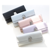 Hot Selling Promotional Woman PU Leather Lady Wallet Women Clutch Purse