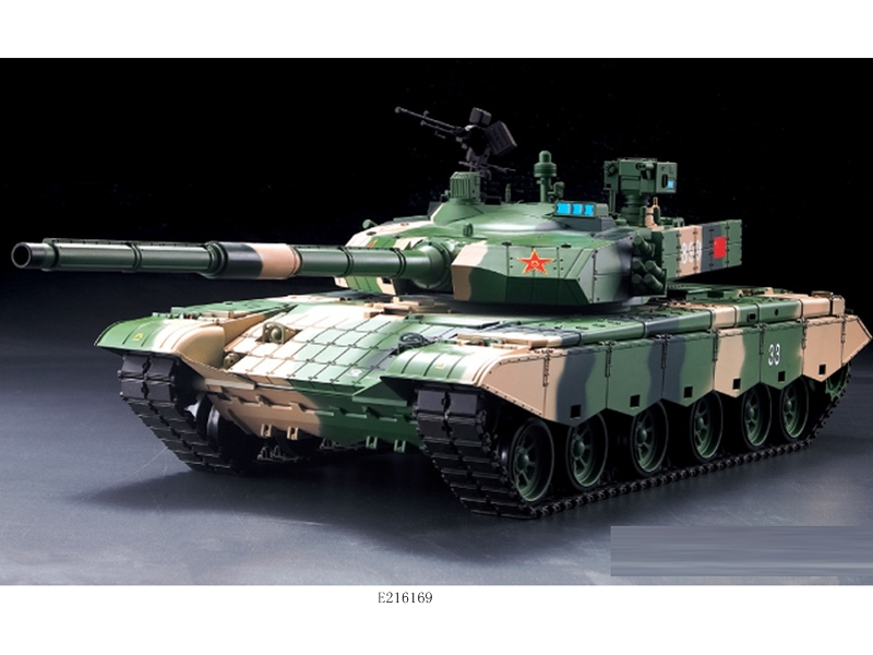 Wireless 1:16 Henglong RC Tank Radio Controlled RC Tank