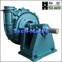 Centrifugal river sand and gravel suction dredge Pump Series G(GH) for stone processing factory