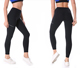 Breathable sports legging high-waisted seamless custom fitness womens wholesale sports yoga pants