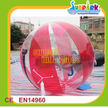 colorful water polo ball inflatable water walking ball rental