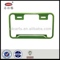 Professional diving fishing car licence plate made in China