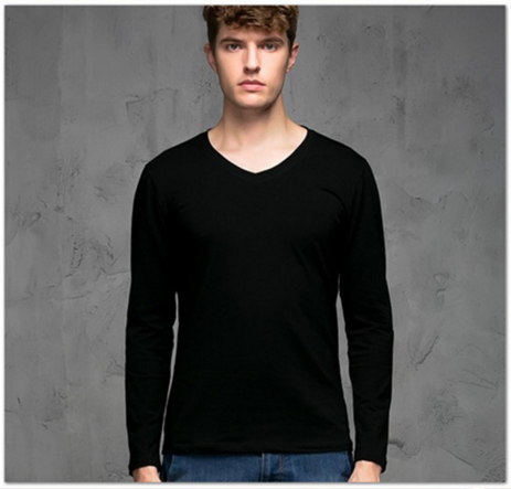 Cheap Bamboo Fiber T-Shirt OEM Custom T Shirts Printing