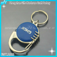 2013 New products Silicone Rubber Led Light Key chains GFT-KC035