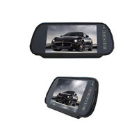 7 inch rearview mirror car monitor