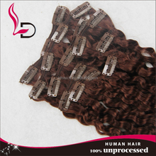 afro kinky curly clip in hair extensions for black women , wholesale clip in hair extension