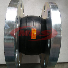 galvanized rubber expansion joint for water drainage