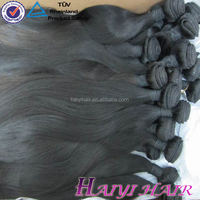 Large Stock Wholesale Remy Virgin Human Hair Peruvian Hair In China