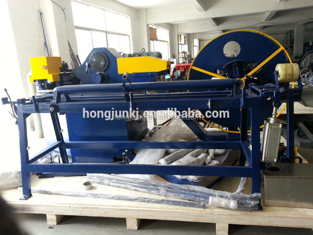 HJTF1500 Sprial Pipe Making Machine, heating and ventilation