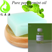 Aromatherapy essential Oil Pure peppermint oil for soap/perfumery additive