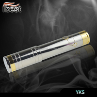 2014 Hot Seling Electronic Cigarette China manufacturer new ecig products periscope mod svd YKS 510 drip tips