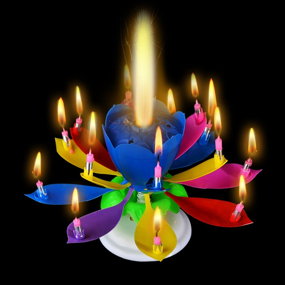 China Magic Birthday Candle Wholesale