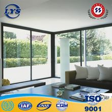 Aluminium sliding windows Australian standard double glazed aluminium sliding windows and made in china door and window