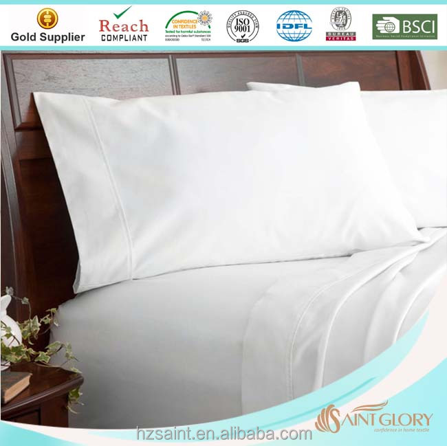 washable hotel 100 cotton 300TC quality pillow case