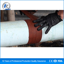 waterproof fiberglass underground pipe wrap heat tape